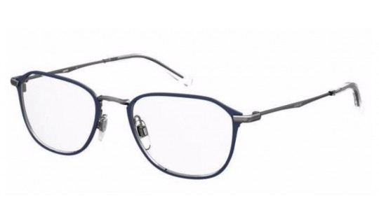 Eyeglasses LV 5010 MTT BLUE