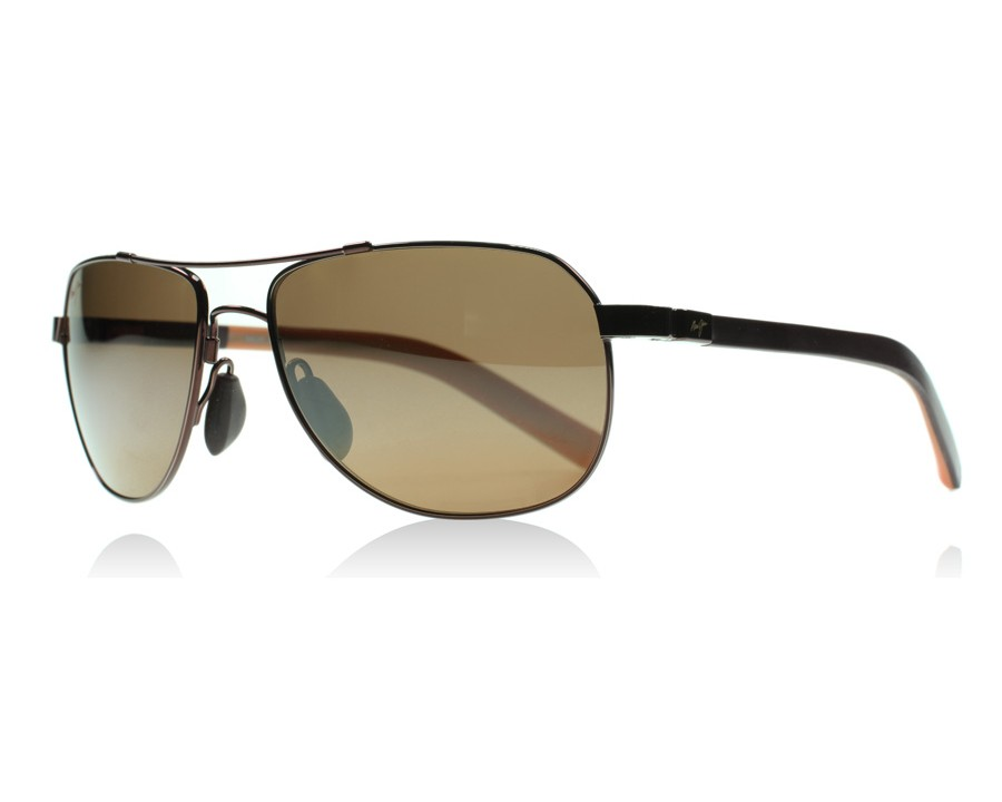 Maui Jim Guardrails Copper with Tan H327-23 Polarised--Lux Store-us