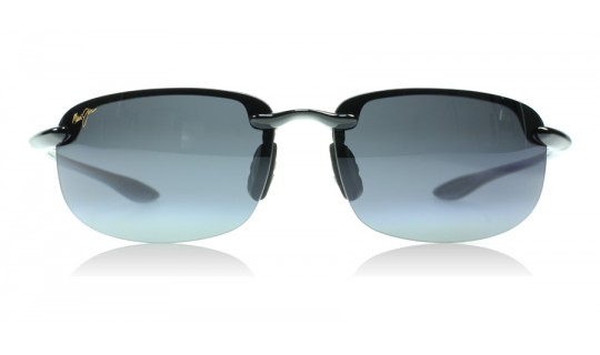 Maui Jim Hookipa Black 407-02 Polarised