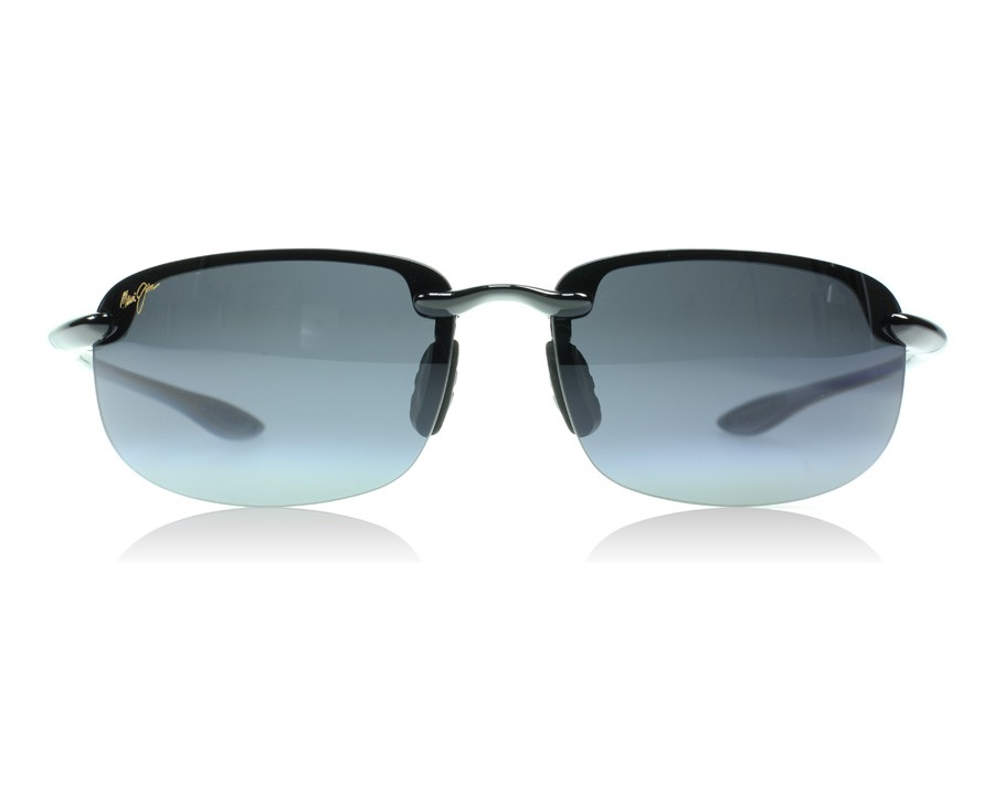 Maui Jim Hookipa Black 407-02 Polarised--Lux Store-us