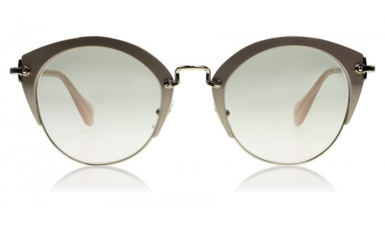 Miu Miu 53Rs Mirror Pink / Pale Gold UFD3H2