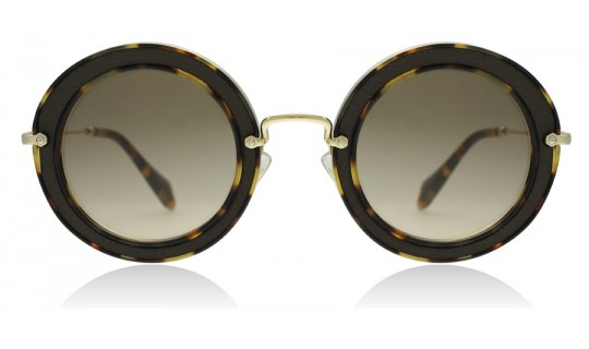 Miu Miu MU08RS Light Havana VIF3D0 49mm
