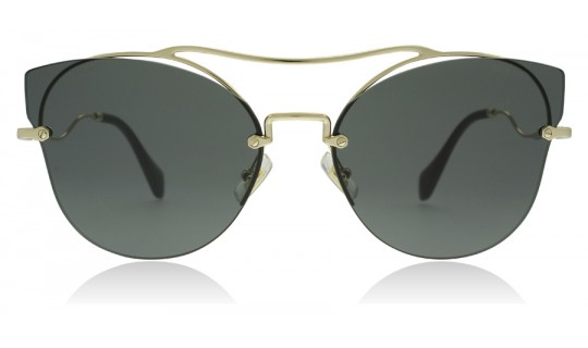 Miu Miu MU52SS Pale Gold ZVN1A1 62mm
