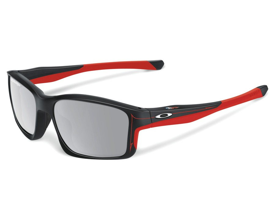 8b6d3a74efd Oakley Chainlink OO9247-19 Black-red at lux-store.com US - Free Shipping    Returns on .
