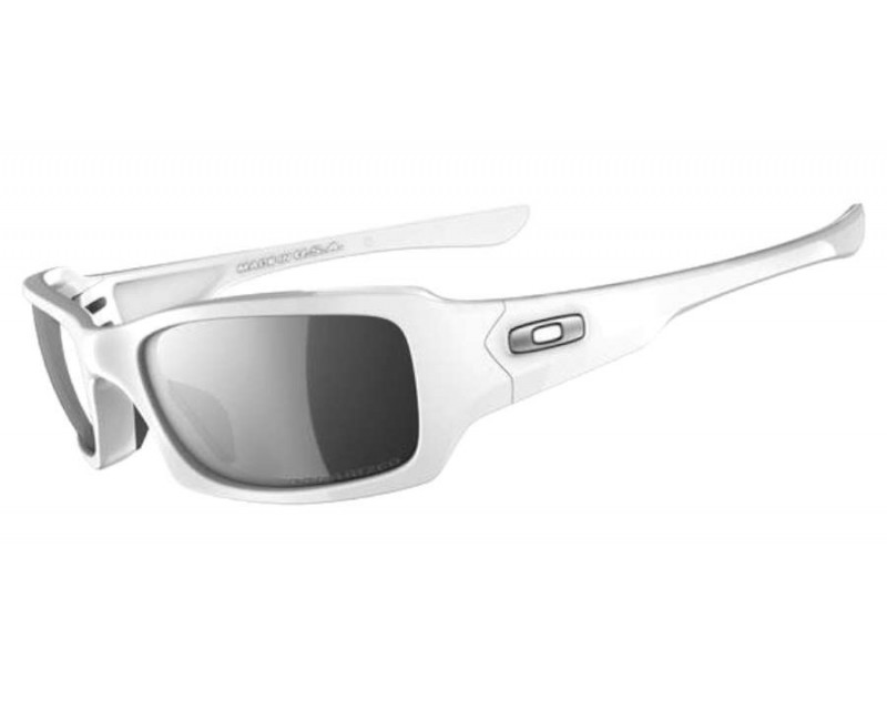 0920b2f51a4 Oakley Fives Squared Polished White OO9238-09 Polarised at lux-store ...