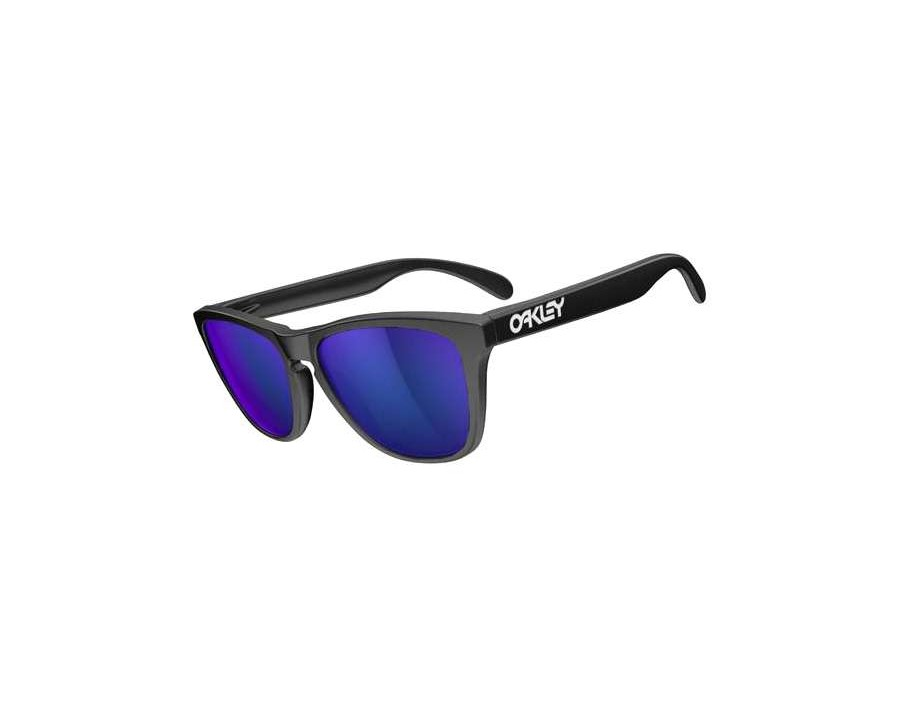 b858db410f Oakley Frogskins Matte Black 24-298 at lux-store.com US - Free Shipping    Returns on .