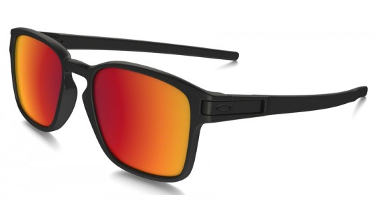 Oakley Latch Sq Matte Black OO9353-03 Polarised--Lux Store-us