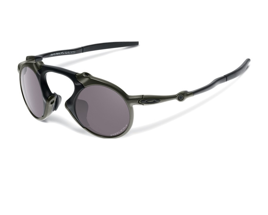 23c52eecdc Oakley Madman Dark Carbon OO6019-05 Polarised at lux-store.com US - Free  Shipping   Returns on .