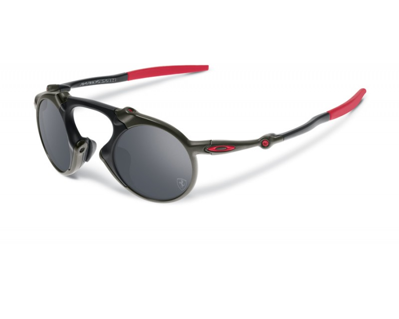 5cd5077425 Oakley Madman Scuderia Ferrari Collection Dark Carbon OO6019-06 Polarised.  Other Colors