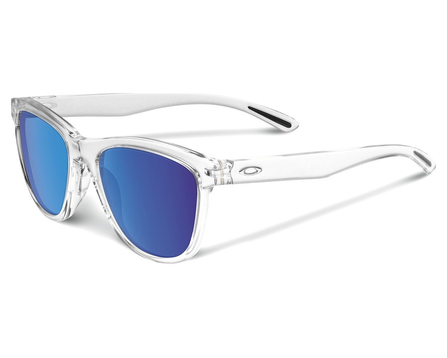 Oakley Moonlighter Frost Matte clear at lux-store.com US - Free ...