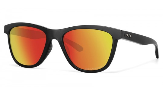Oakley Moonlighter Matte Black 932013 Polarised--Lux Store-us