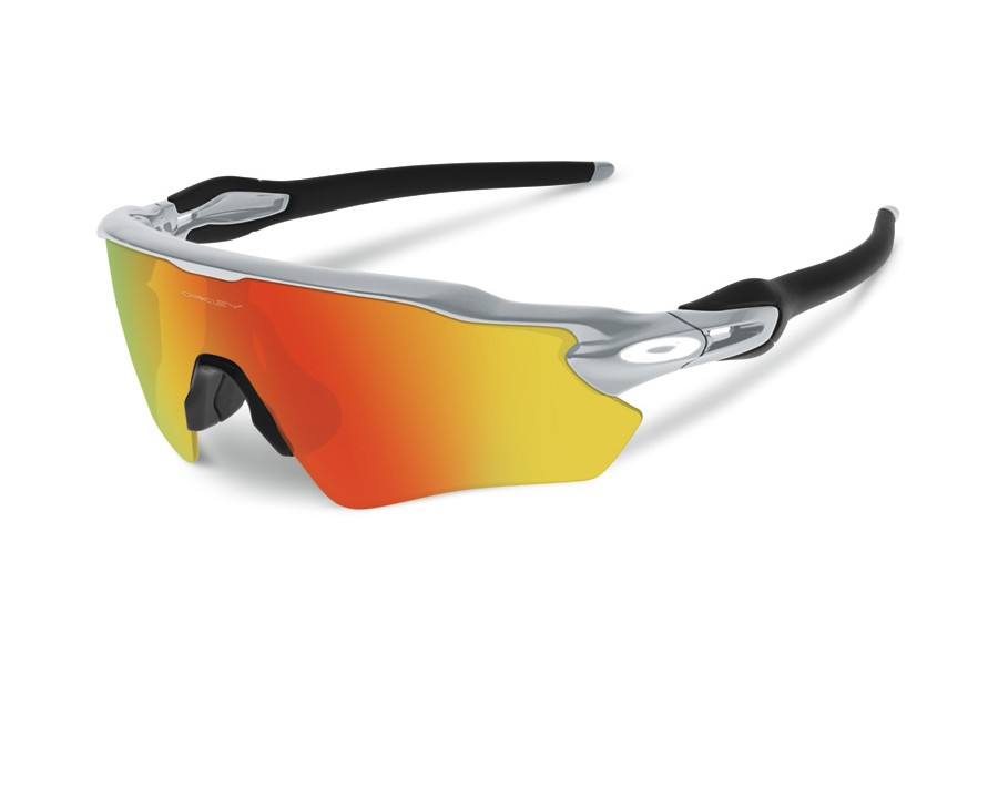 1facd72082236 Oakley Radar EV Silver OO9208-02 at lux-store.com US - Free Shipping    Returns on .