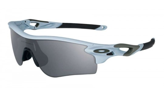 Oakley Radarlock Matte Blue Ice Path OO9181-10