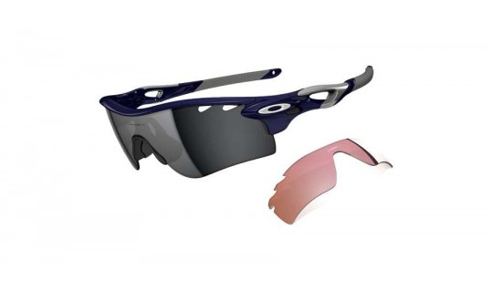 Oakley Radarlock Polished Navy OO9181-17