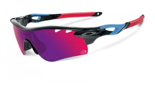 Oakley Radarlock Tour De France Special Edition Polished Black OO9181-18