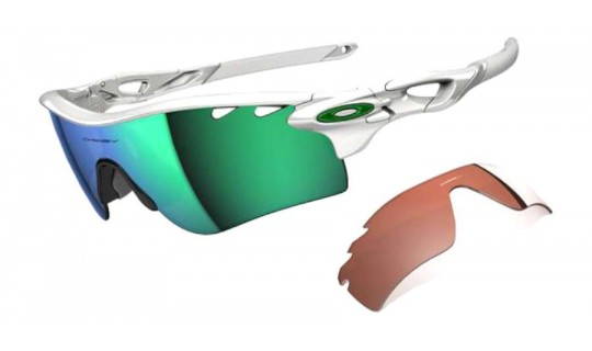 Oakley Radarlock White Path Vented OO9181-22
