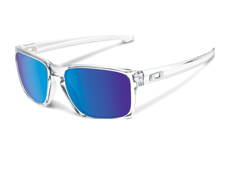ec211d2602a1f Oakley Sliver Clear OO9262-06 at lux-store.com US - Free Shipping   Returns  on .