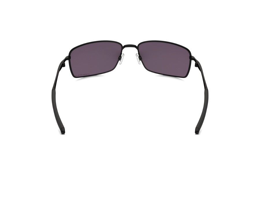 bc8aa596645 Oakley Square Wire Matte Black OO4075-09 Polarised at lux-store.com ...