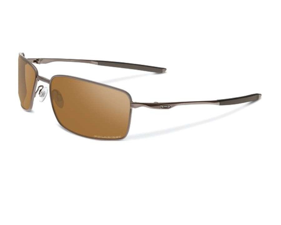 94e88ce59 Oakley Square Wire Tungsten OO4075-06 Polarised at lux-store.com US - Free  Shipping & Returns on .