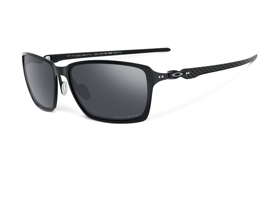 0e8d46a710f Oakley Tincan Carbon Satin Black OO6017-02 Polarised at lux-store ...