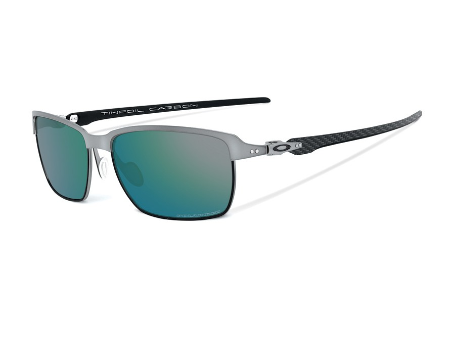 13bdfc65d83 Oakley Tinfoil Carbon Tinfoil Lead OO6018-04 Polarised at lux-store ...