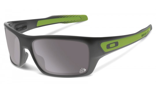 Oakley Turbine Grey-Green 6517 Polarised