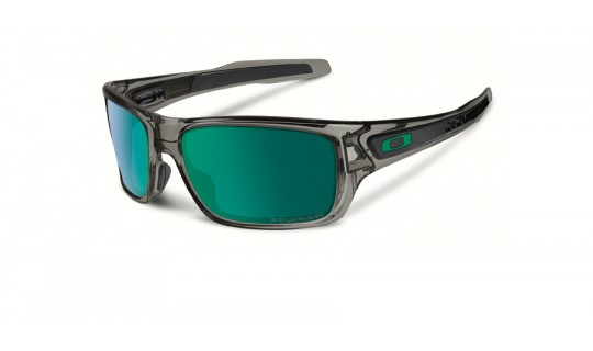 Oakley Turbine Grey Smoke OO9263-09 Polarised