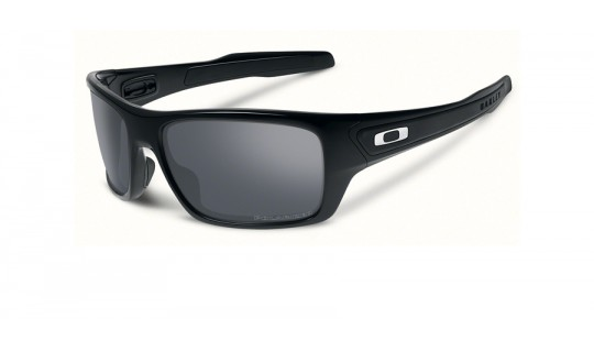 Oakley Turbine Polished Black OO9263-08 Polarised