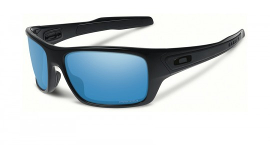 Oakley Turbine Polished Black OO9263-14 Polarised