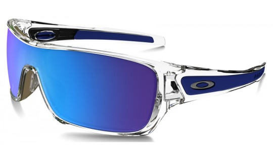Oakley Turbine Rotor Clear / Blue 132