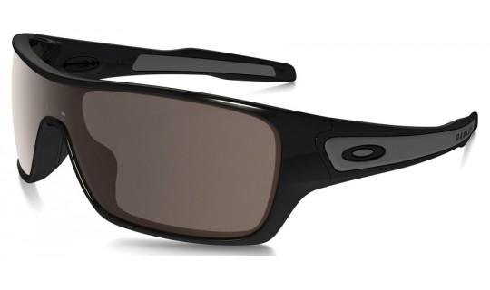 Oakley Turbine Rotor Polished Black / Grey 132