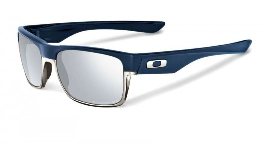 Oakley TwoFace Matte Navy and Silver OO9189-15 Polarised