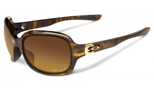 Oakley Women Pulse Tortoise Shell OO9198-16 Polarised--Lux Store-us