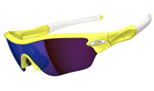 Oakley Women Radar Edge Mellow Yellow OO9184-02--Lux Store-us