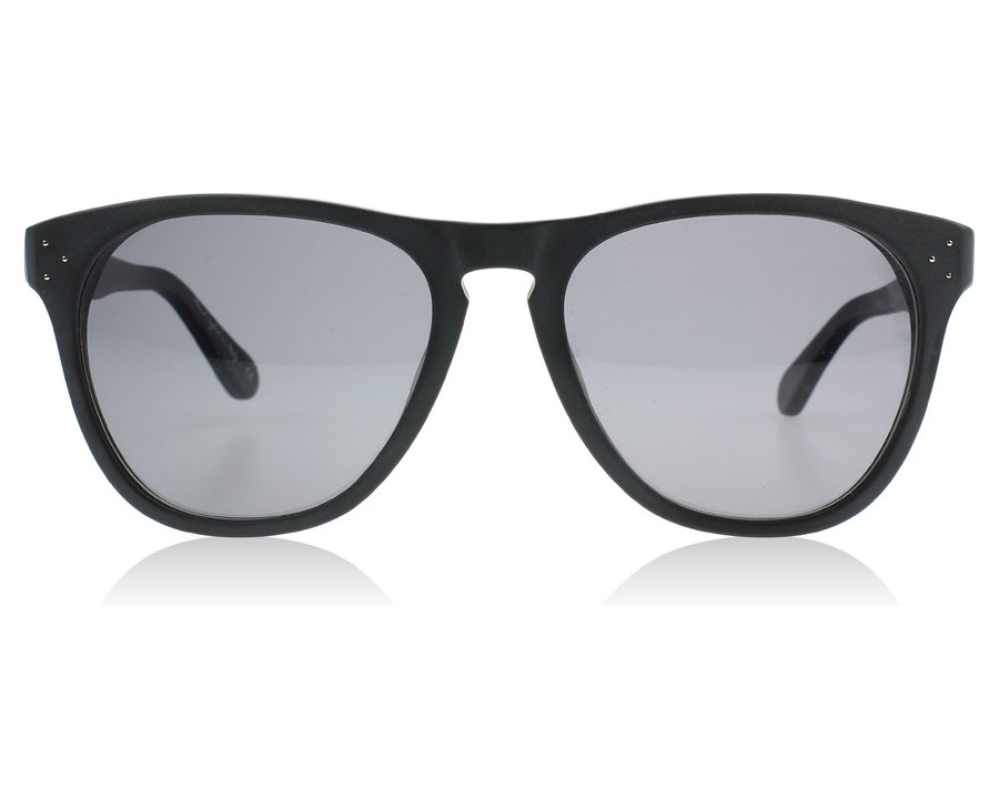 Oliver Peoples Daddy B Matte Black 132481 Polarised