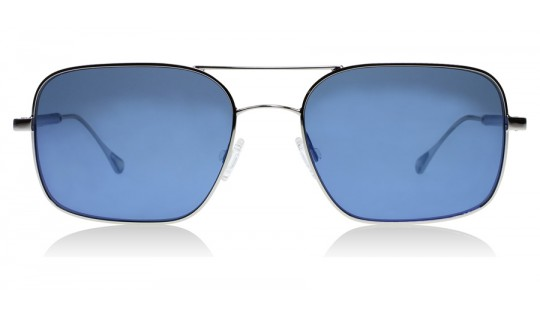 Oliver Peoples De Oro Silver-blue 5036/Z4 Polarised