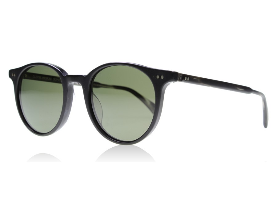 70a9645a0dd Oliver Peoples Delray Sun Matte Black 1465P1 Polarised at lux-store ...