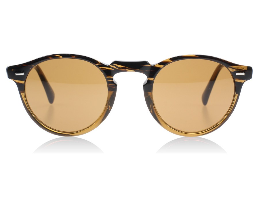 4d83b825fb Oliver Peoples Gregory Peck Sun Tortoise 100153 at lux-store.com US - Free  Shipping   Returns on Sunglasses.