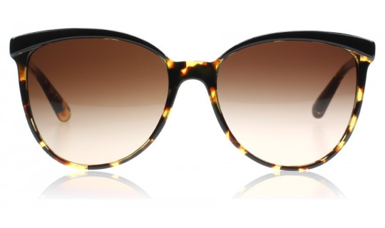 Oliver Peoples Ria Black and Dark Tortoise 133913--Lux Store-us