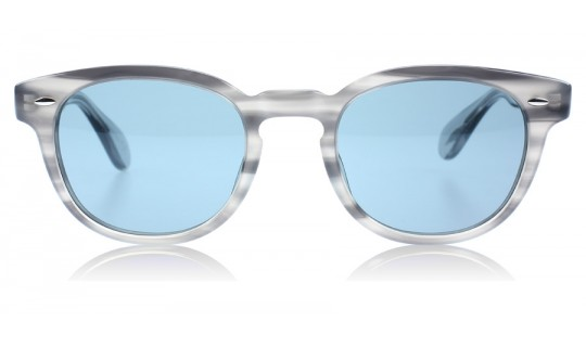 Oliver Peoples Sheldrake Grey Tortoise 1354R8--Lux Store-us