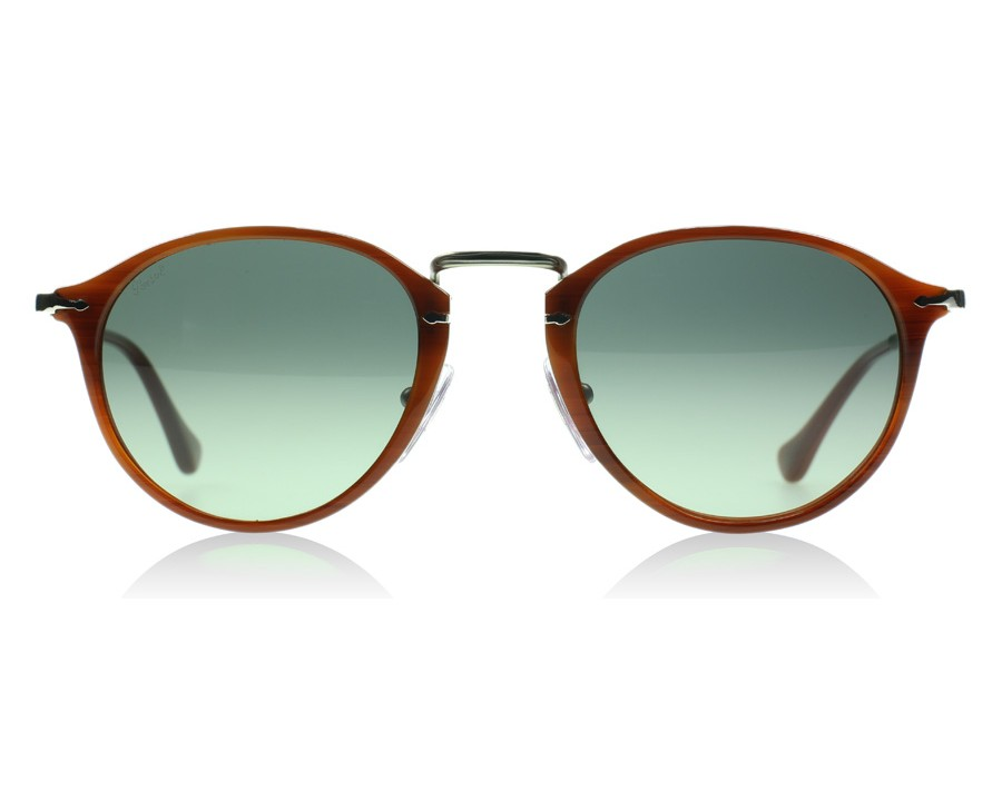 1817eb1882a90 Persol 3046S Corrugated Brown 957 71 at lux-store.com US - Free Shipping    Returns on Sunglasses.