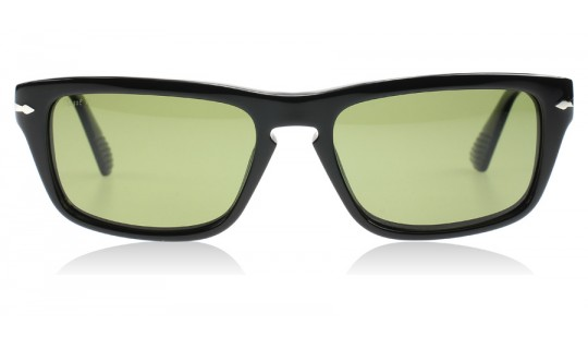 Persol 3074S Detective 3074S Black 95/P1 Polarised