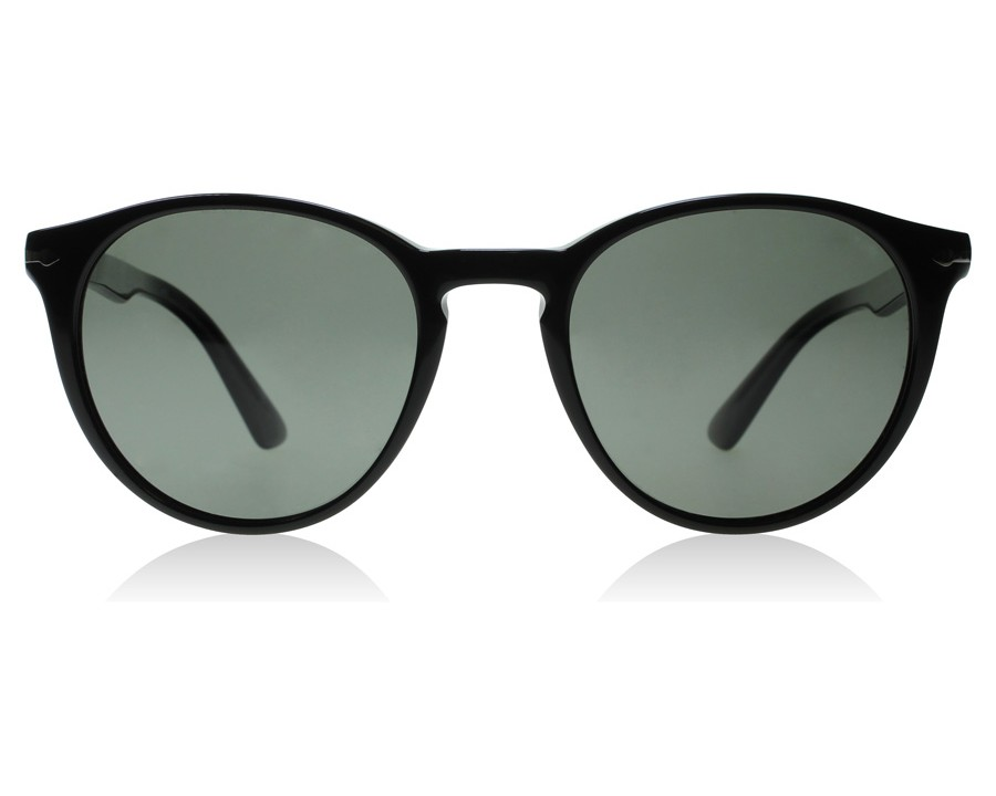 37e6584862 Persol 3152S Black 901458 52mm Polarised at lux-store.com US - Free  Shipping   Returns on Sunglasses.
