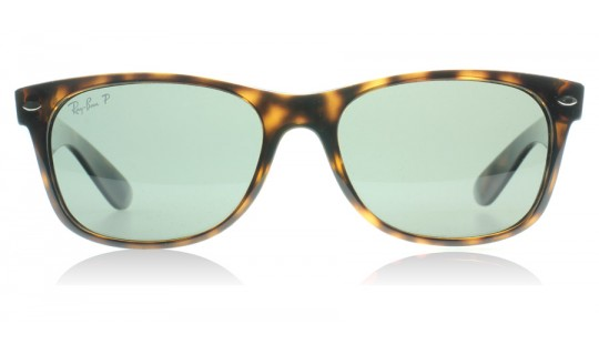 Ray-Ban 2132 Wayfarer Tortoise 902/58 Polarised
