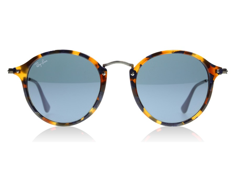 1d874f9a022 Ray-Ban 2447 Spotted Blue Havana 1158R5 at lux-store.com US - Free Shipping    Returns on Sunglasses.
