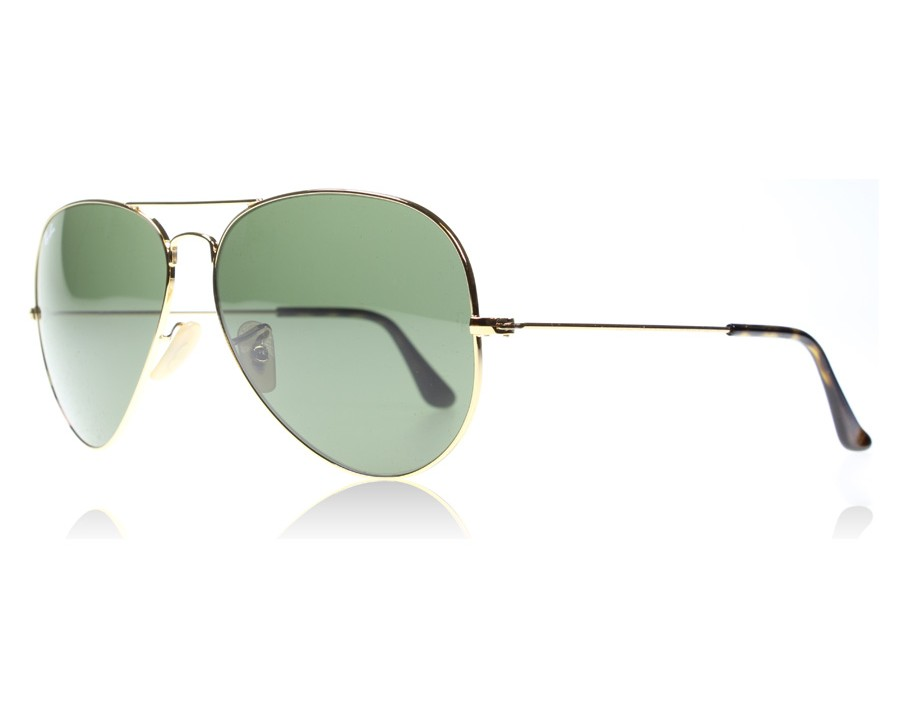 e749594be0 Ray-Ban 3025 Aviator 3025 Gold 181 at lux-store.com US - Free Shipping    Returns on Sunglasses.