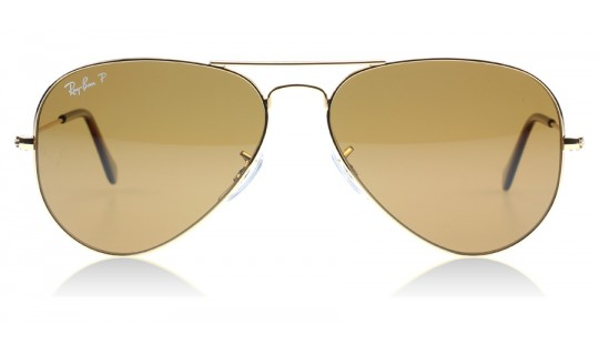 Ray-Ban 3025 Aviator Arista 001/57 Medium 58mm Polarised