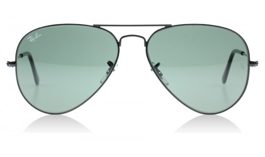 Ray-Ban 3025 Aviator Black L2823 58mm