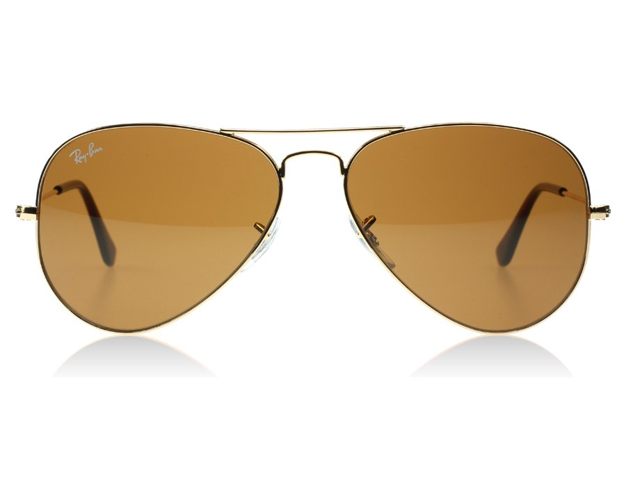 c35185d90e Ray-Ban 3025 Aviator Gold 001 33 Medium 58mm at lux-store.com US - Free  Shipping   Returns on Sunglasses.