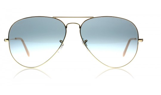 Ray-Ban 3025 Aviator Gold 001/3F